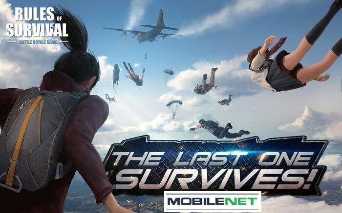 Download Rules Of Survival PC Mới Nhất