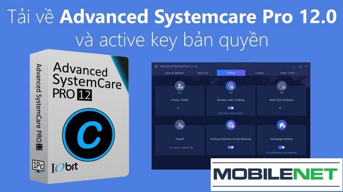 Download Advanced Systemcare Mới Nhất 2020