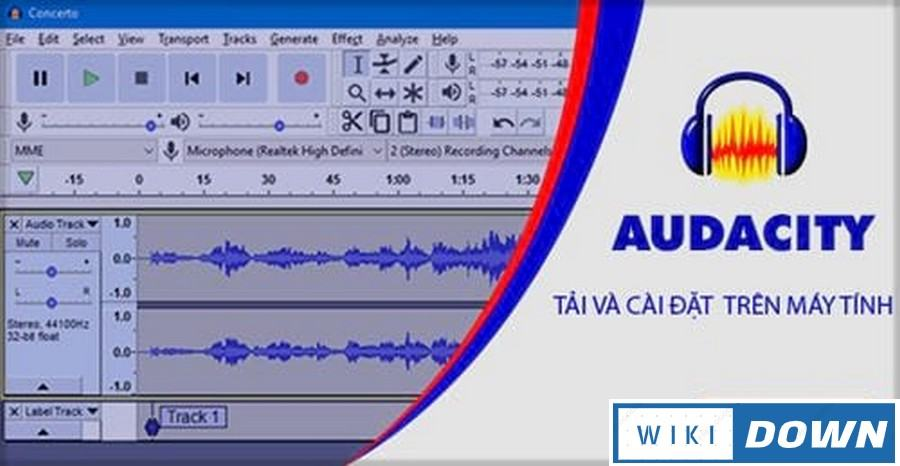 Download Audacity Link GG Drive Full Crack