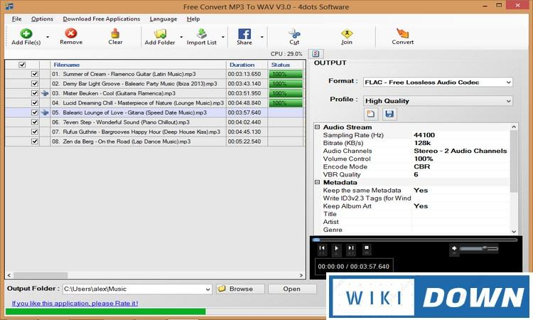 Download MP3 to WAV Link GG Drive Full Crack