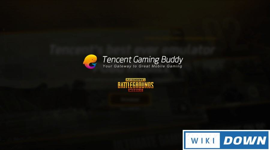 Download Tencent Gaming Buddy Link GG Drive Full Crack
