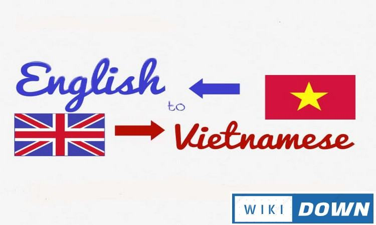 Download English to Vietnamese Link GG Drive Full Crack
