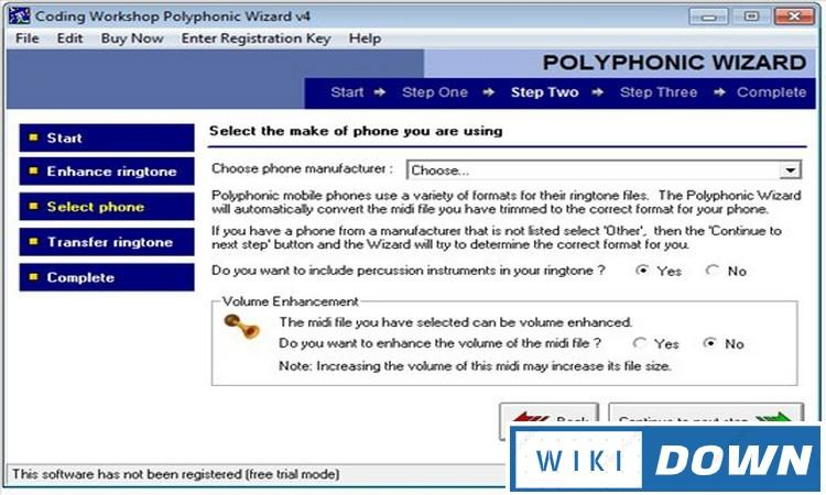 Download Polyphonic Wizard Link GG Drive Full Crack
