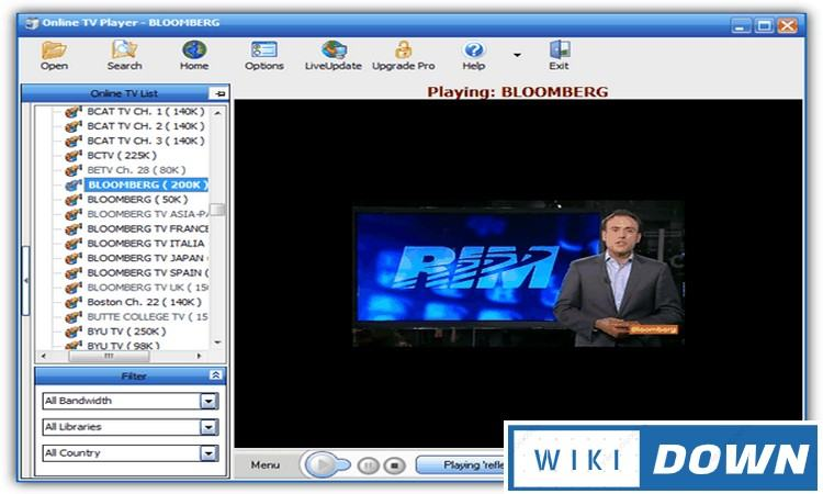 Download Online TV Player Link GG Drive Full Crack