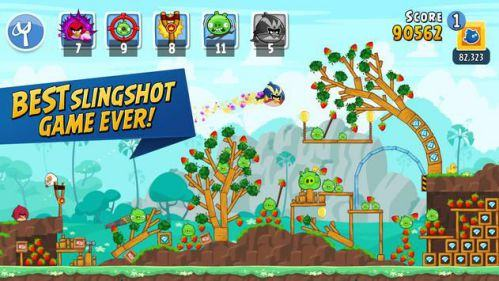 Angry Birds Friends Multiplayer