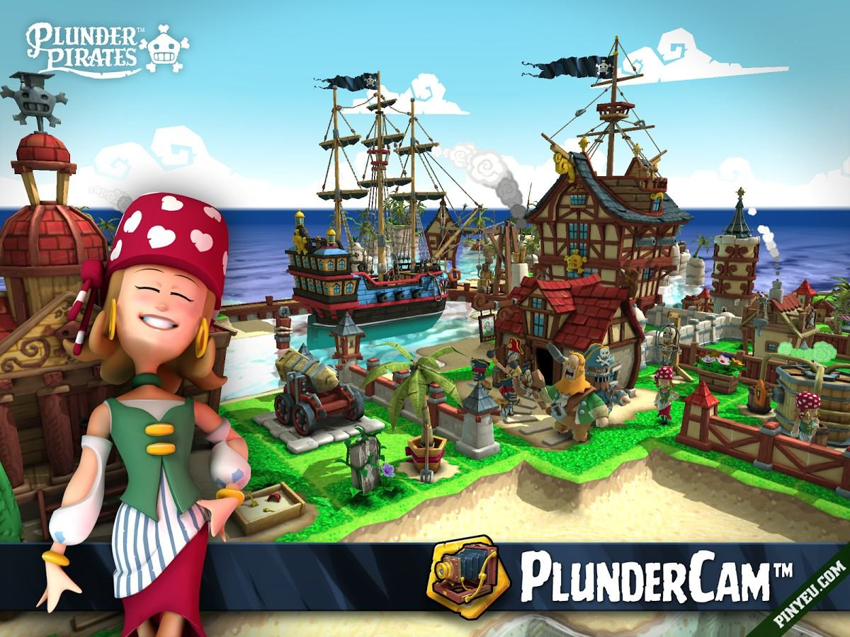 ame Plunder Pirates dành cho Android