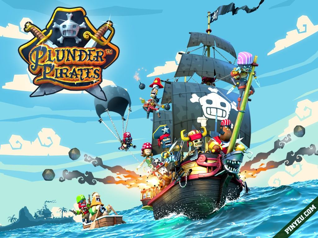 Game Plunder Pirates v1.7.1 dành cho Android