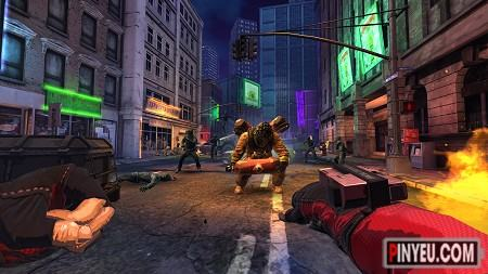 Suicide Squad: Special Ops dành cho Android