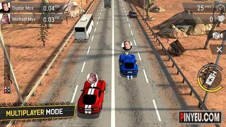 game đua xe hay cho android