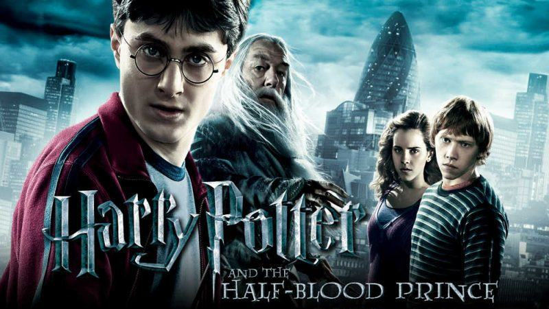 Download Harry Potter and the Half Blood Prince Mới Nhất