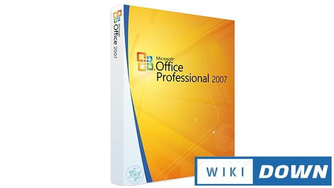 Download Office 2007- Visio- Project – All in One – Video cài đặt chi tiết Mới Nhất