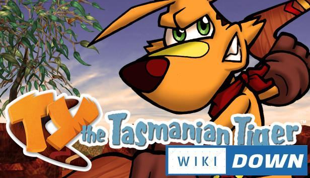 Download TY the Tasmanian Tiger Digital Deluxe Edition Mới Nhất