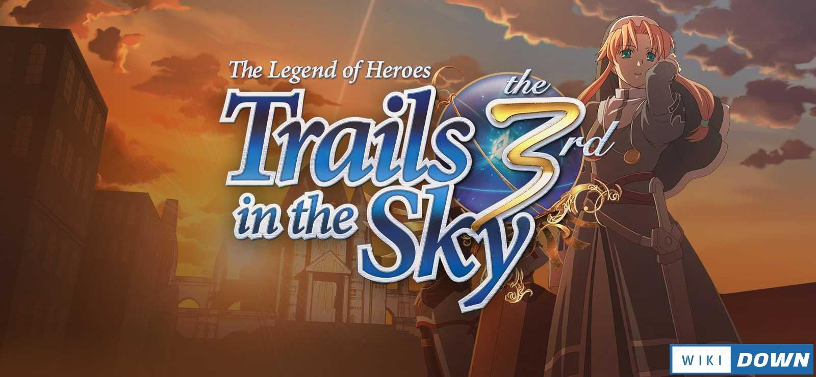 Download The Legend of Heroes Trails in the Sky the 3rd Mới Nhất