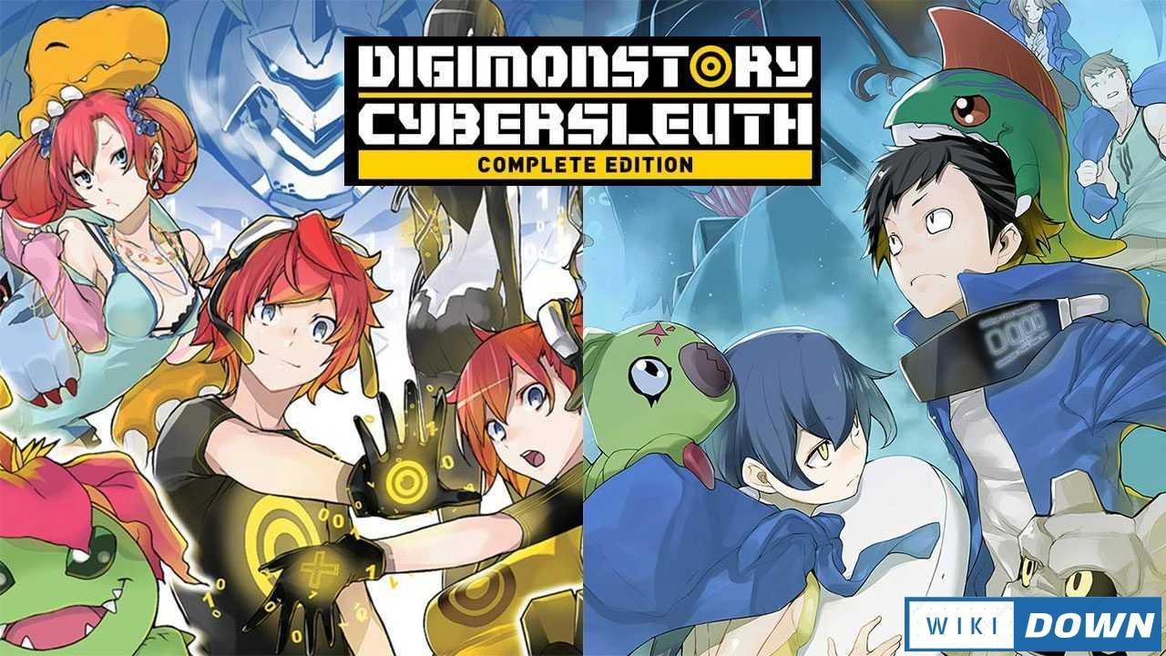 Download Digimon Story Cyber Sleuth Complete Edition Mới Nhất