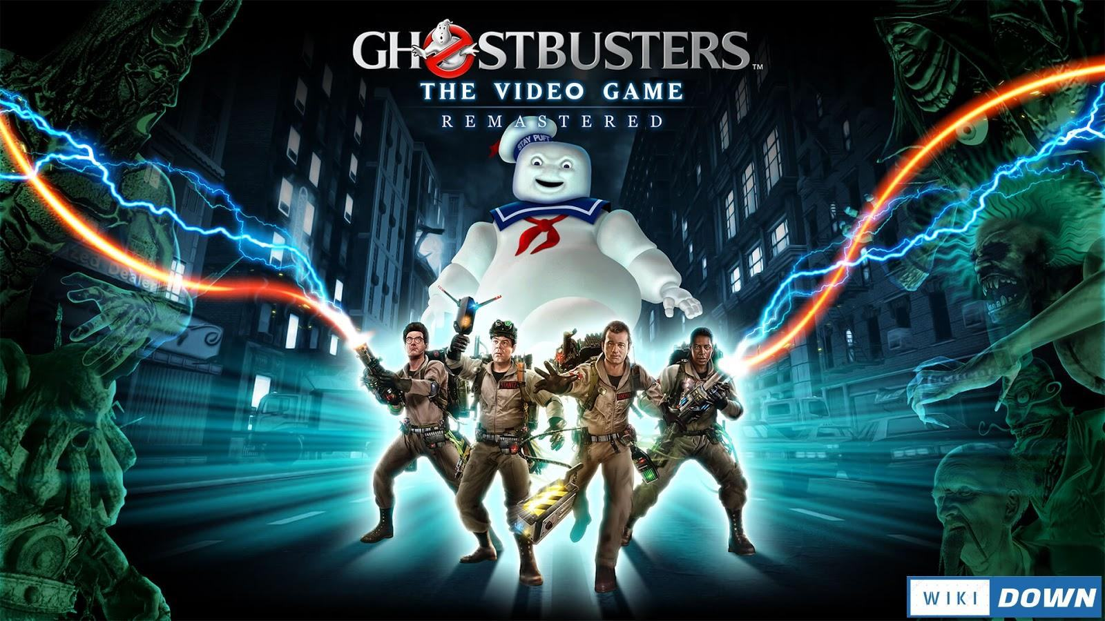 Download Ghostbusters The Video Game Remastered Mới Nhất