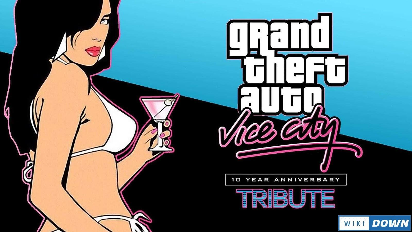 Download Grand Theft Auto Vice City HD Việt Hóa Mới Nhất