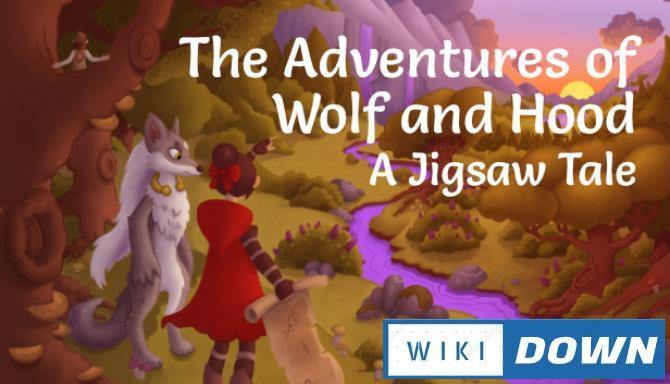 #1DownLoad The Adventures of Wolf and Hood A Jigsaw Tale-RAZOR bản mới nhất