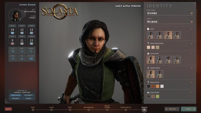 Solasta: Crown of the Magister v0.4.21 Final PC Crack
