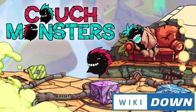 #1DownLoad Couch Monsters-Unleashed bản mới nhất