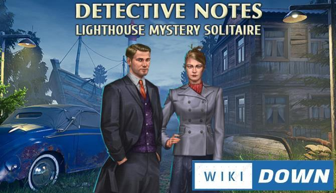 #1DownLoad Detective Notes Lighthouse Mystery Solitaire-RAZOR bản mới nhất