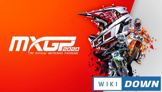 #1DownLoad MXGP 2020 The Official Motocross Videogame-CODEX bản mới nhất