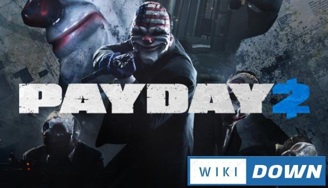 #1DownLoad PAYDAY 2 City of Gold Update 208 incl DLC-PLAZA bản mới nhất
