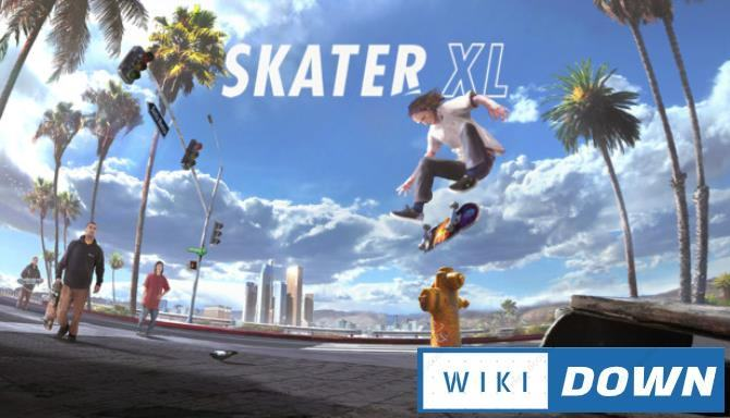 #1DownLoad Skater XL Mod Maps and Gear At The Push Of A Button-SKIDROW bản mới nhất