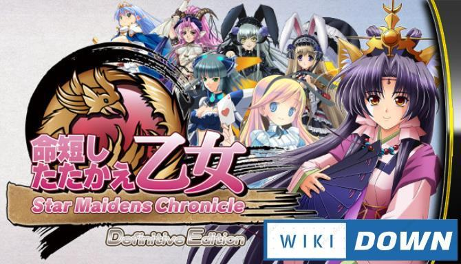 #1DownLoad Star Maidens Chronicle: Definitive Edition bản mới nhất