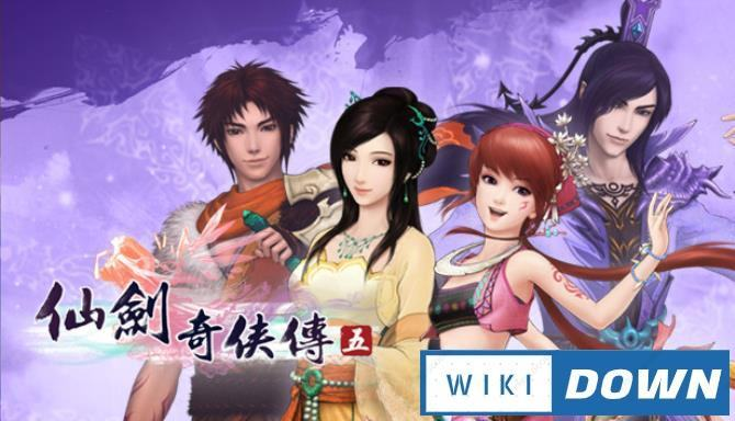 #1DownLoad Sword and Fairy 5 CHiNESE-DARKSiDERS bản mới nhất