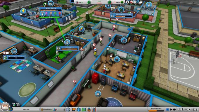 Tải xuống torrent Mad Games Tycoon 2