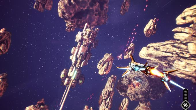 Redout Space Assault PC crack