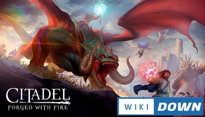 #1DownLoad Citadel Forged with Fire The Godkings Vengeance-PLAZA bản mới nhất