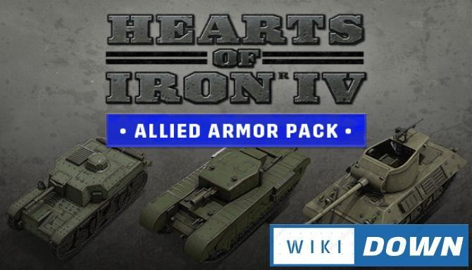 #1DownLoad Hearts of Iron IV Allied Armor-CODEX bản mới nhất