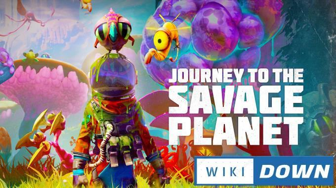#1DownLoad Journey to the Savage Planet Hot Garbage-CODEX bản mới nhất