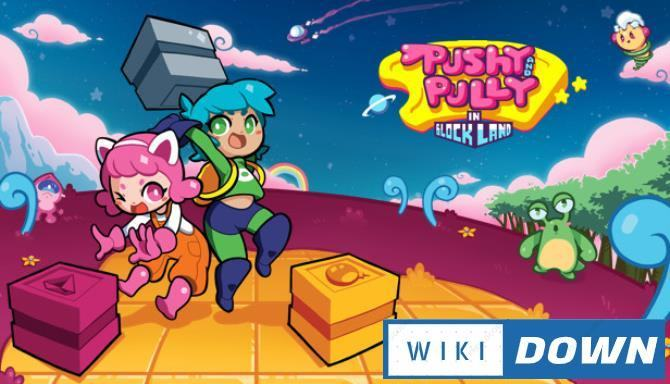 #1DownLoad Pushy and Pully in Blockland-DARKZER0 bản mới nhất
