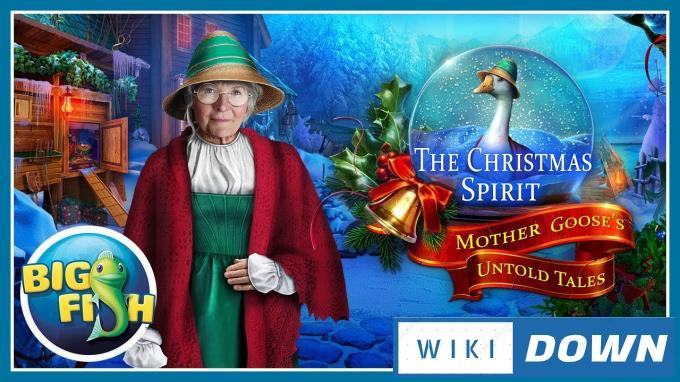 #1DownLoad The Christmas Spirit Mother Gooses Untold Tales Collectors Edition-RAZOR bản mới nhất