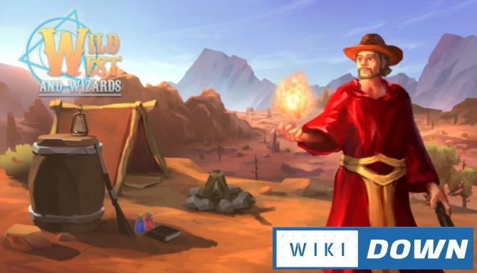#1DownLoad Wild West and Wizards Settlers and Bounty Hunters-PLAZA bản mới nhất