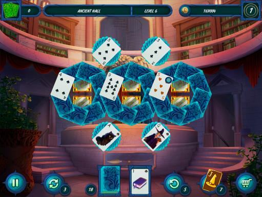 Tải về Fairytaire Solitaire Witches Magic Torrent